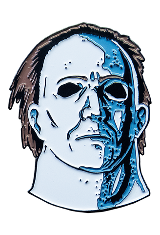 Halloween 5: The Revenge of Michael Myers Enamel Pin