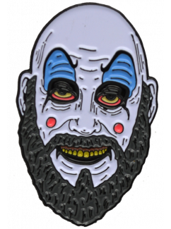House of 1,000 Corpses Captain Spaulding Enamel Pin