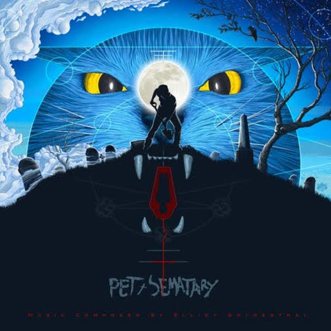 Pet Sematary (1989) Original Motion Picture Soundtrack