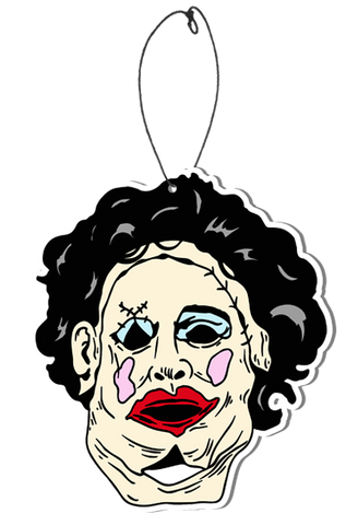 The Texas Chainsaw Massacre Pretty Woman Mask