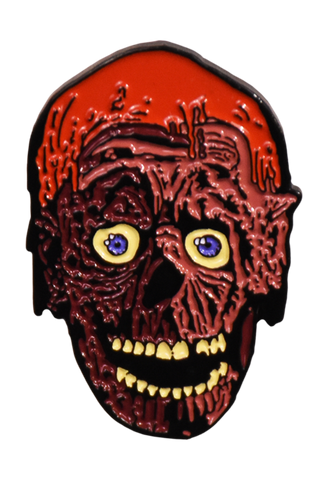 The Return of the Living Dead Tarman Enamel Pin