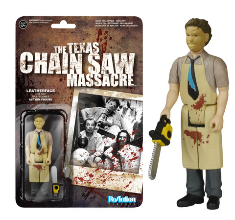Leatherface Figure