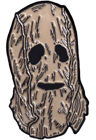 The Strangers Prey At Night Man In The Mask Enamel Pin