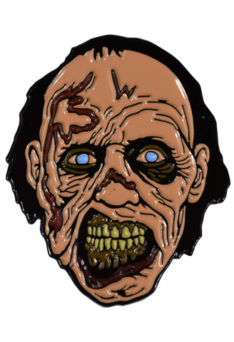 The Walking Dead Walker Enamel Pin