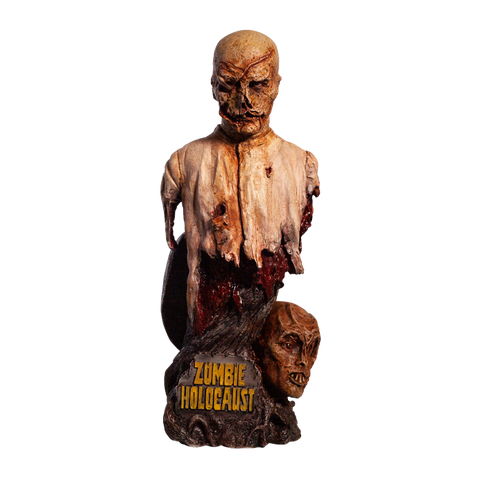 Zombie Holocaust- Poster Zombie Bust