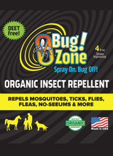 Organic Insect Repellent Spray