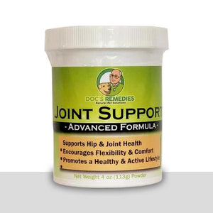 Doc's Remedies Advanced Joint Formula - 4oz Powder