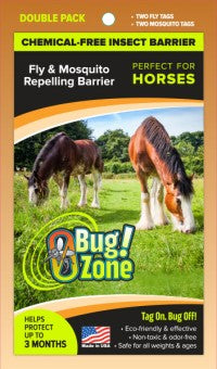 Horse Fly Mosquito Protective Barrier