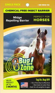 0Bug!Zone® Horse Midge Single