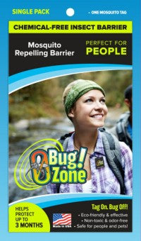 0Bug!Zone® People Mosquito Single