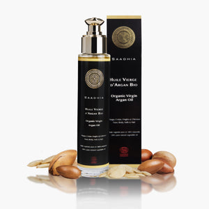 Virgin Organic Argan Oil