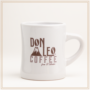 White Coffee Mug - 10oz.