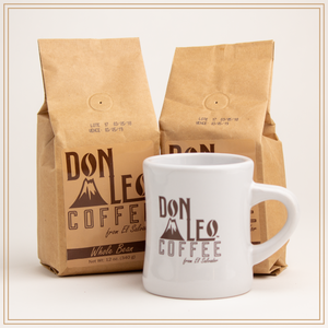 Gift Set - 2 bags & mug (Whole Bean)