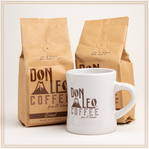 Gift Set - 2 bags & mug (Ground)