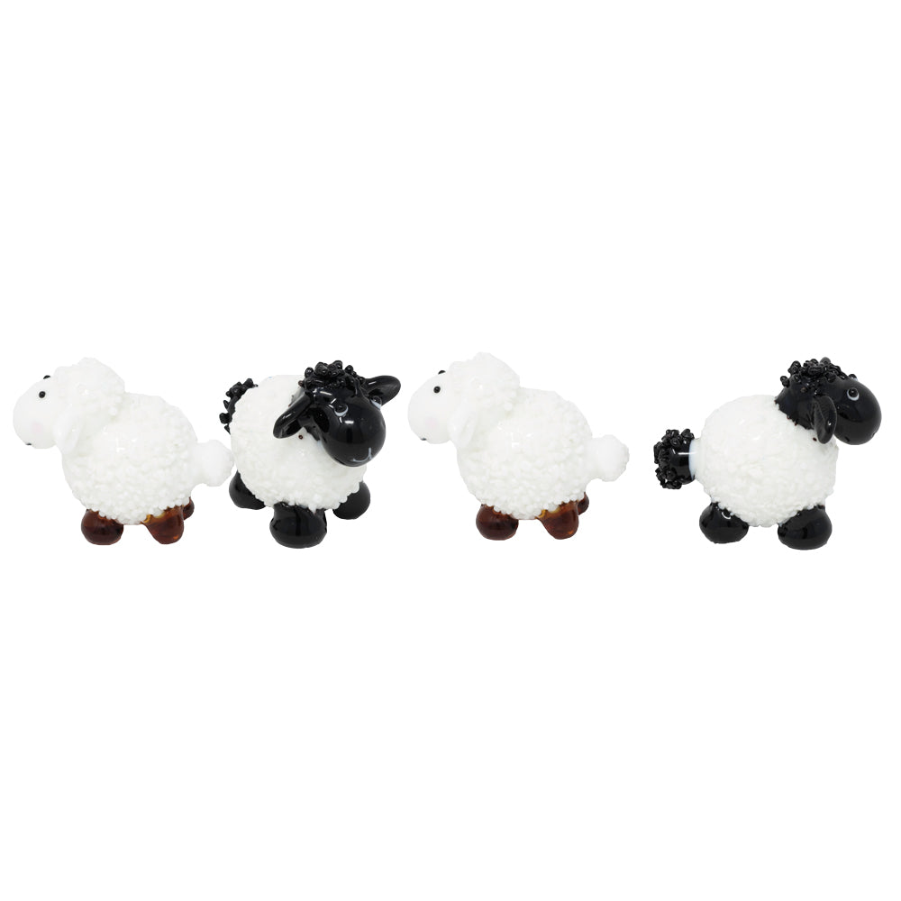 Sheep Assorted: 4pc