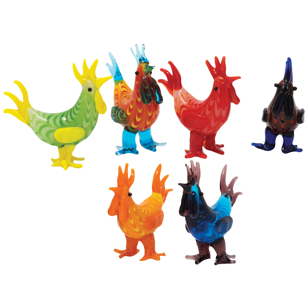 Mini Roosters
