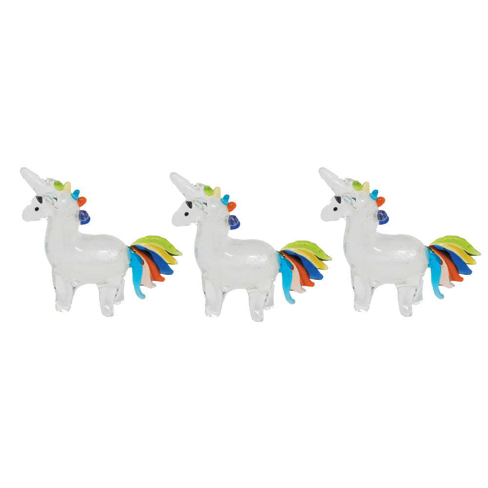 Silver Unicorn: 3pc