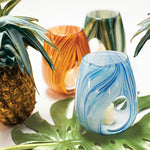 Blue Hawaiian Votive