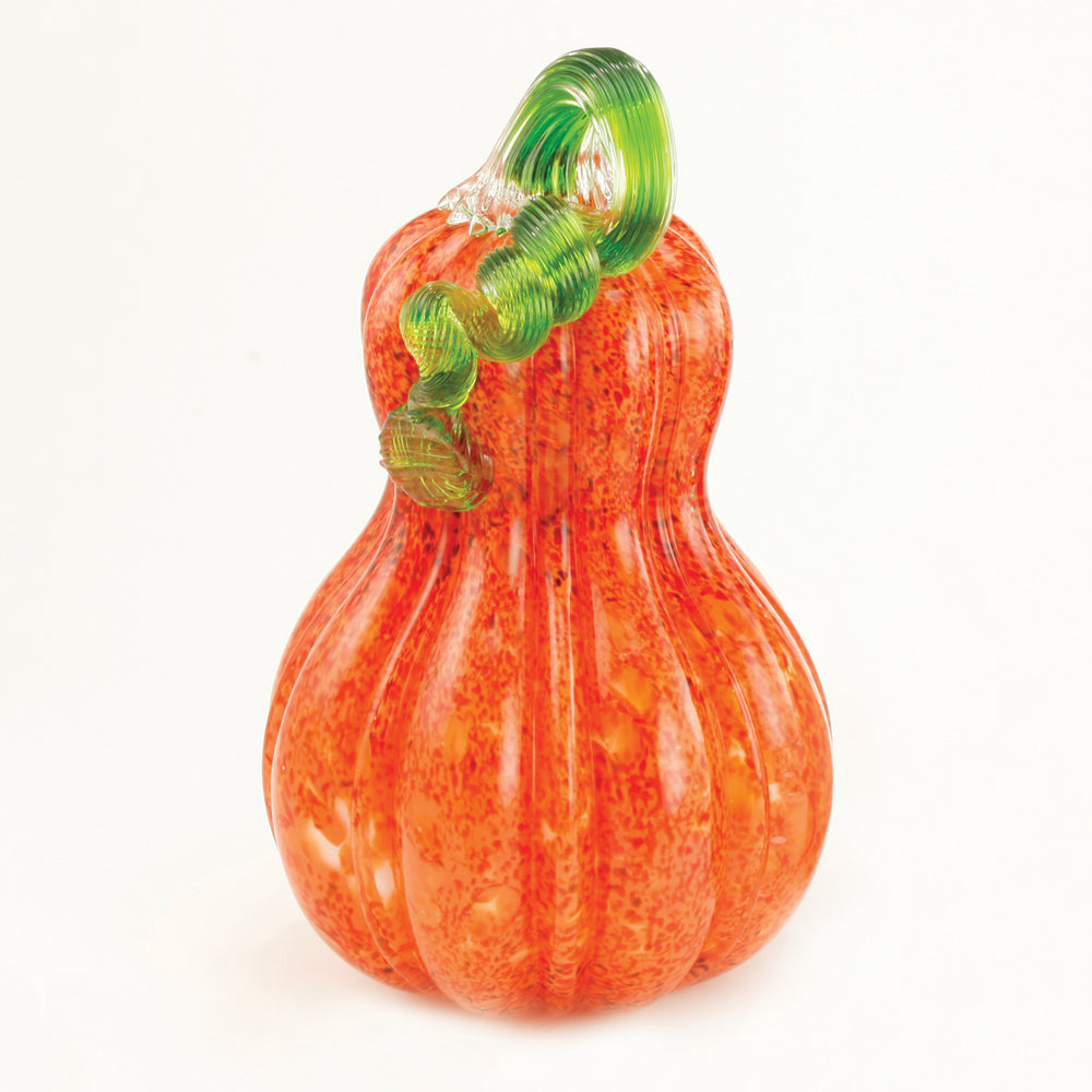 Orange Mosaic Gourd Large