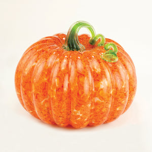 Orange Mosaic Pumpkin XL