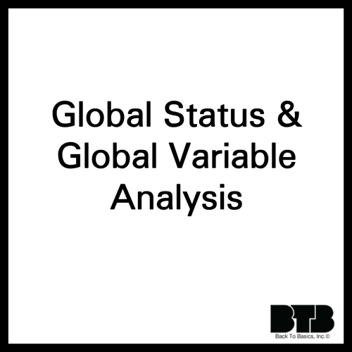 Global Status & Global Variable Analysis by MySQLServerTuning.com