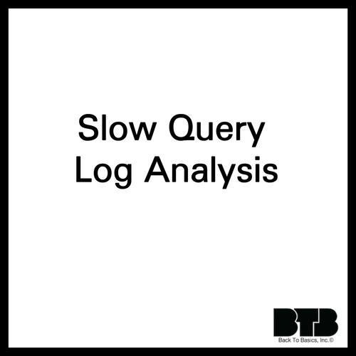 Slow Query Log Analysis by MySQL Server Tuning