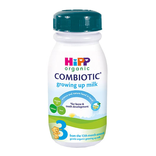 Hipp RTF (UK) Stage 3 (single Bottle) 250ml Organic Formula hippholle.com 1