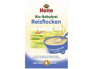 Holle BABY CEREAL Rice Porridge Baby Cereal myorganiccompany