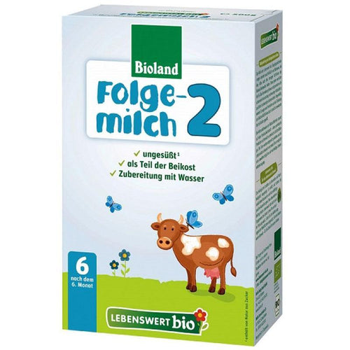 Lebenswert Organic Infant Milk formula Stage 2 (500g)