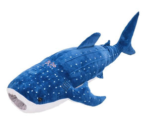 Full Size Whale Shark Soft Stuffed Plush Toy