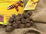 Natural wildflower Beebomb seed packs to bring back native wild bees.
