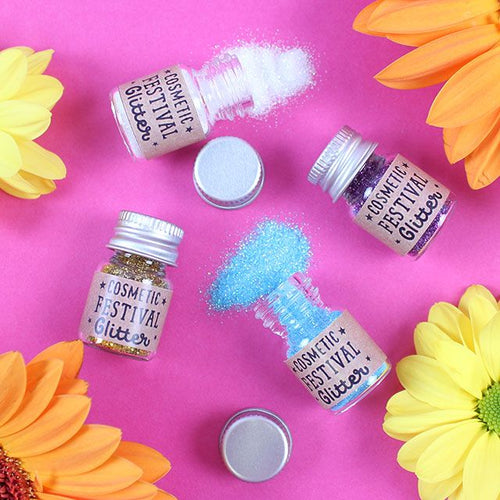 Festival Make Up Cosmetic Glitter Pot