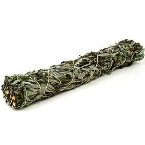 Large Black Sage Wiccan ritual ceremonial sage smudge stick 23cm