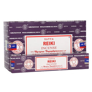 Satya Sai Baba Reiki incense 15g pack with approx. 12 sticks