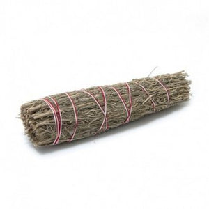 Small Desert Sage smudge stick for cleansing, healing and protecting rituals