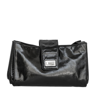 Chanel Patent Reissue Accordion Bag