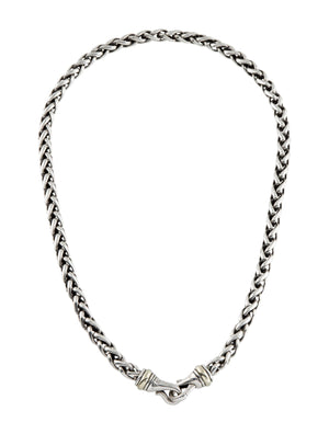 David Yurman Wheat Chain Necklace