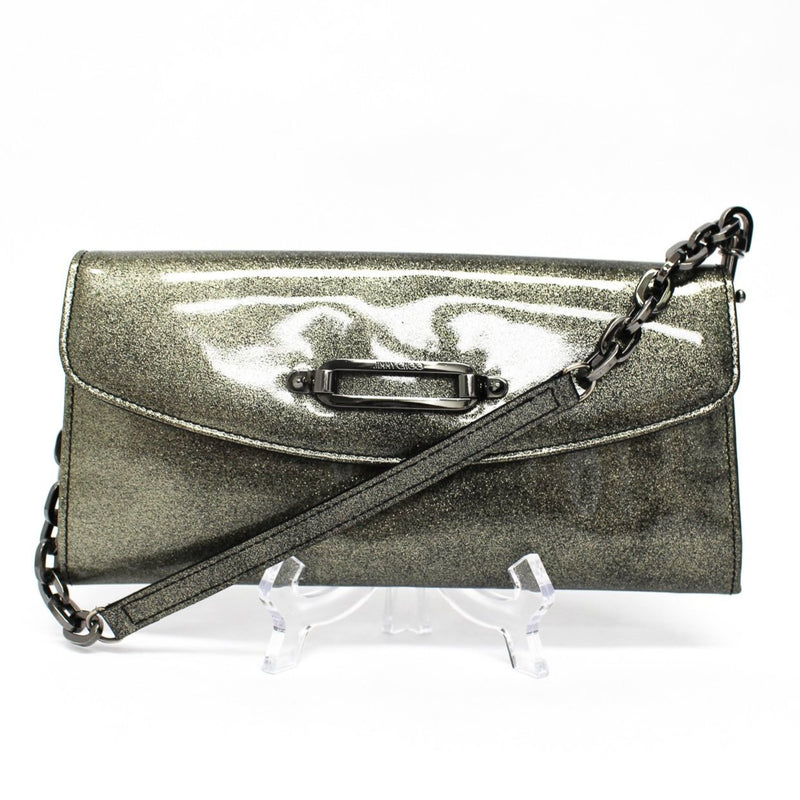 Jimmy Choo Glutton Clutch Pre-Loved