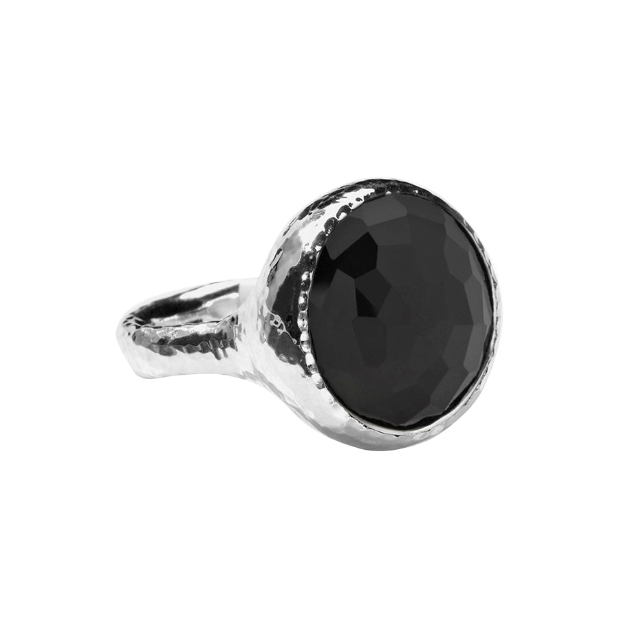 Ippolita Black Onyx Rock Candy Lollipop Ring