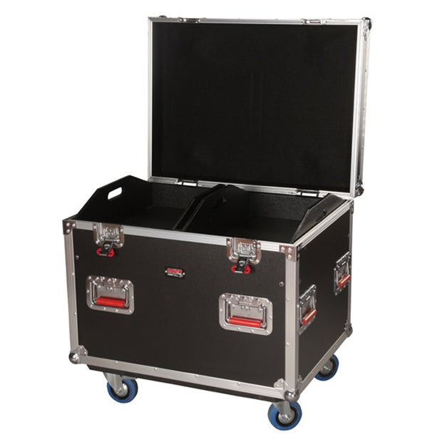 Gator Cases G-TOURTRK302212 Truck Pack Trunk, 30 x 22 x 22 Inches, 12mm with Dividers