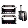 Gator Cases GRR-4PL-US , 4U Audio Rack, Powered Rolling