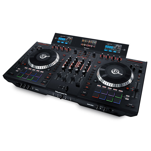 Numark NS7III 4-Channel Motorized DJ Controller & Mixer w/ Screens