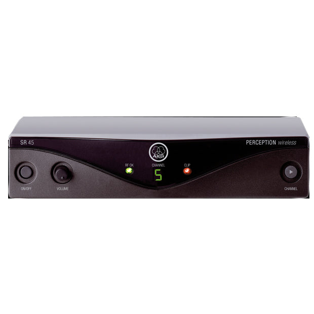 AKG SR45 High-performance Wireless Stationary Receiver (Band U2)