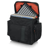 Gator Cases G-CLUB-DJ BAG DJ Bag for 35 LPs and Serato - Style Interface