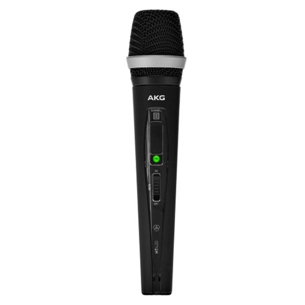 AKG HT420 Band U2 Professional Wireless Handheld Transmitter - DISCONTINUED