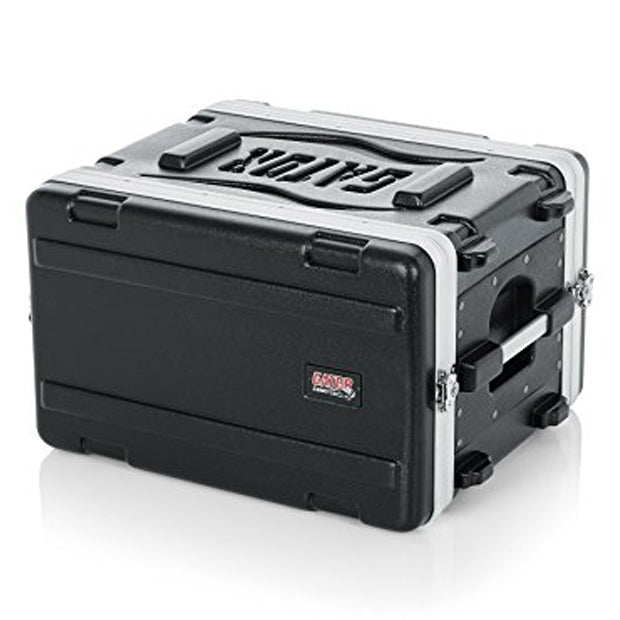 Gator Cases GR-6S, Shallow 6U Audio Rack