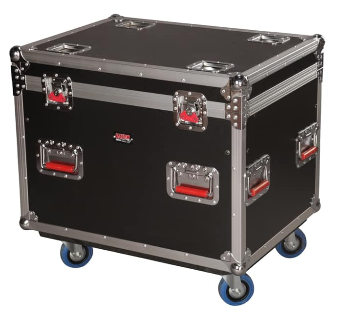 Gator Cases G-TOURTRK3022HS ATA Pack Trunk with Casters (30x22x22 inches)