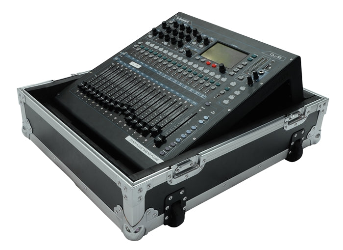 Gator G-TOURQU16 G-TOUR road case for A&H QU16 mixer