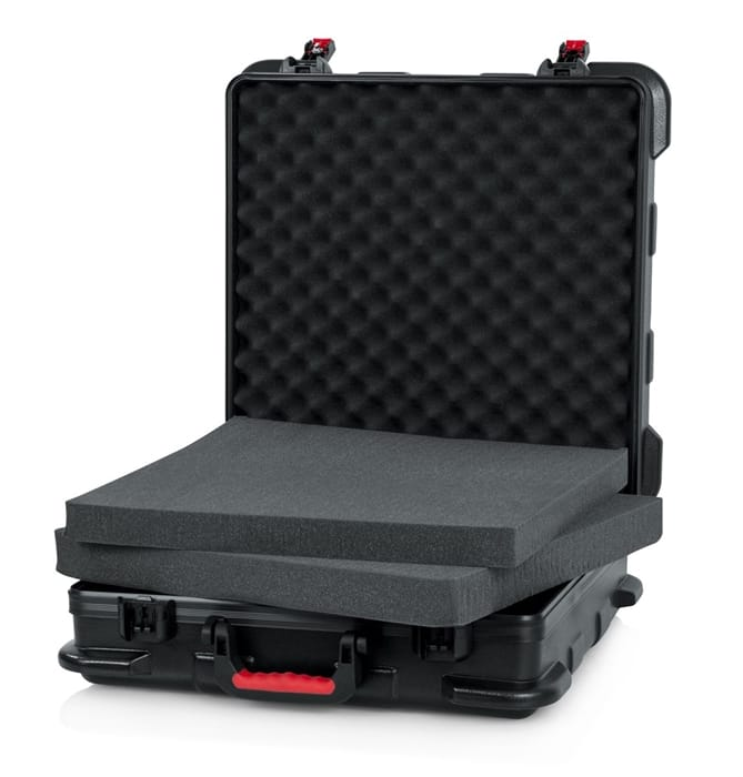 "Gator Cases GTSA-UTLDF191907 Utility and Equipment Case with Diced Foam 19"" X 19"" X 07"""