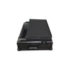 ProX fits Denon DN-MC3000 Digital Controller Flight Case w Laptop Shelf BLACK ON BLACK